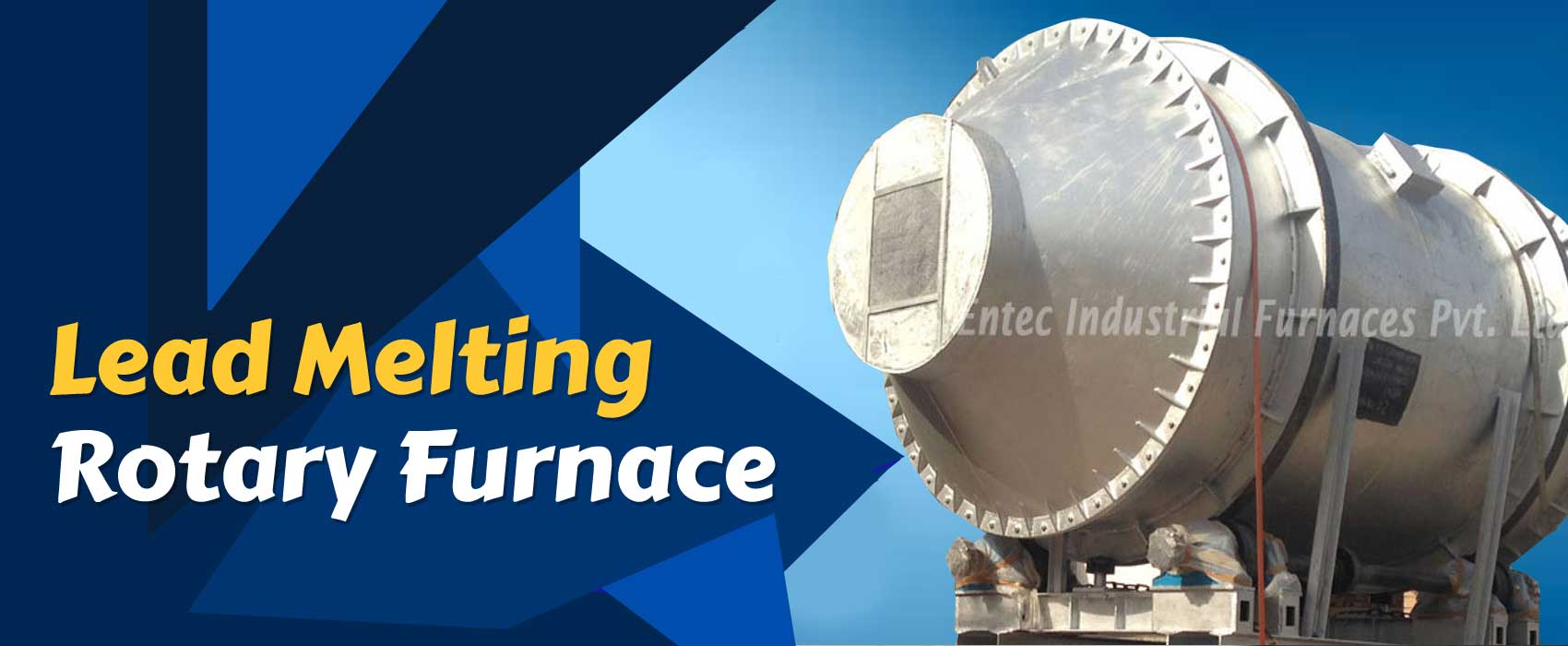 Lead Melting Rotary Furnace