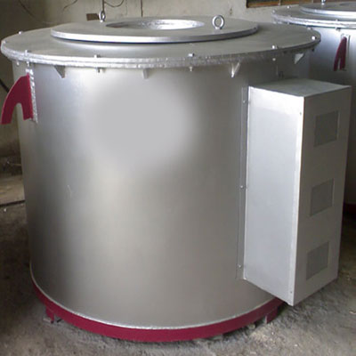 Crucible Type Aluminium Furnace in Chikballapur