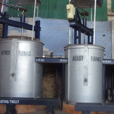 Lead Refining Pot Suppliers