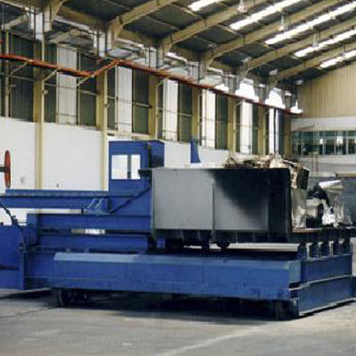 Scrap Charging Machine Suppliers